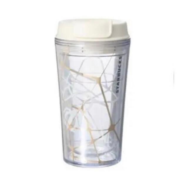 Starbucks Coffee(スターバックスコーヒー)のスターバックス Starbucks ハロウィンスパイダーナイトタンブラー  インテリア/住まい/日用品のキッチン/食器(タンブラー)の商品写真
