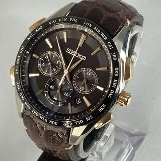 セイコー(SEIKO)のセイコー ブライツ フライトエキスパート SAGA219(腕時計(アナログ))