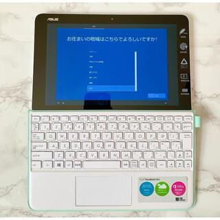 ASUS - ASUS TransBookMini R106H グリーン×ホワイト