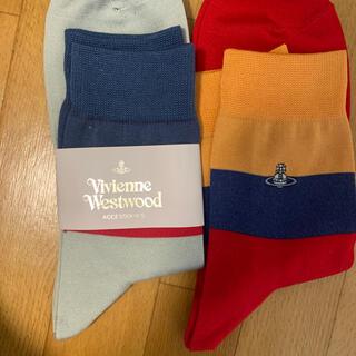 Vivienne Westwood - vivienne westwood ソックス2足