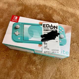 Nintendo Switch - Nintendo Switch  Lite ターコイズ 未開封保証あり