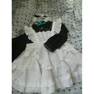 オリジナルメイド服(衣装一式)
