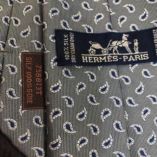 Hermes - Hermès♦︎ネクタイ⑤