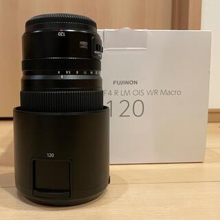 富士フイルム - 富士フィルム GF120mm F4 R LM OIS WR Macro