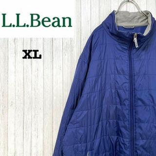 エルエルビーン(L.L.Bean)のエルエルビーン キルティングジャケット ナイロンジャケット ビッグサイズ XL(ナイロンジャケット)
