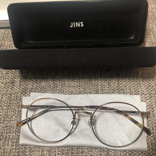 ジンズ(JINS)のjins メガネ(サングラス/メガネ)