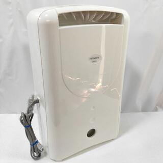 ヒタチ(日立)の匿名配送 送料無料 日立 衣類乾燥除湿機 デシカント方式 除湿量7.7L(加湿器/除湿機)
