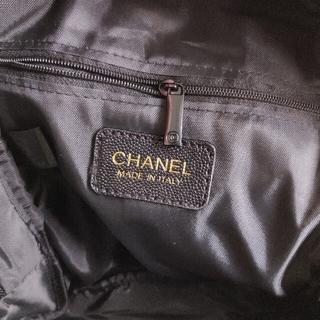 CHANEL - 美品・バッグバッグ·リュック トートバッグ シャネル ノベルティ
