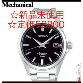SEIKO - 【新品未使用】腕時計 セイコー メカニカル SEIKO 自動巻き SZSB012
