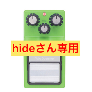 アイバニーズ(Ibanez)のIbanez Tube Screamer TS9(エフェクター)