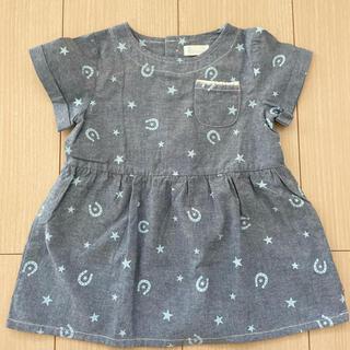コンビミニ(Combi mini)のコンビミニ チュニック(Tシャツ/カットソー)