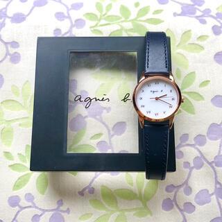 agnes b. - アニエス ㊳ ソーラー腕時計・稼動品✨
