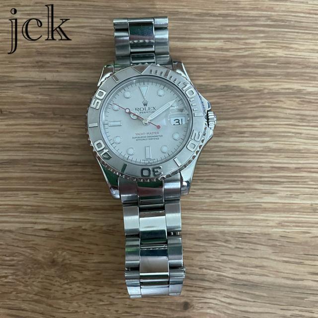 ROLEX(ロレックス)のロレックス ヨットマスター ボーイズ 168622 メンズの時計(腕時計(アナログ))の商品写真