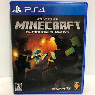 PlayStation4 - マインクラフト Minecraft PS4