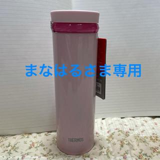 サーモス(THERMOS)のサーモス水筒0.5ℓシャイニーピンク(その他)