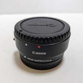 Canon - キヤノン マウントアダプター EF-EOS M 純正品