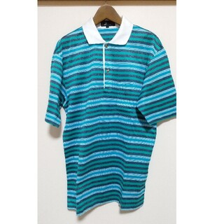 ダンヒル(Dunhill)のdunhillポロシャツ(ポロシャツ)