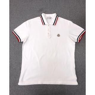 モンクレール(MONCLER)のモンクレール ポロシャツ  サイズXL(ポロシャツ)