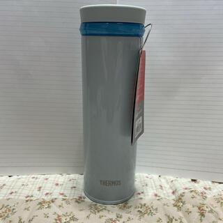 サーモス(THERMOS)のサーモス水筒0.5ℓシャイニーブルー(その他)