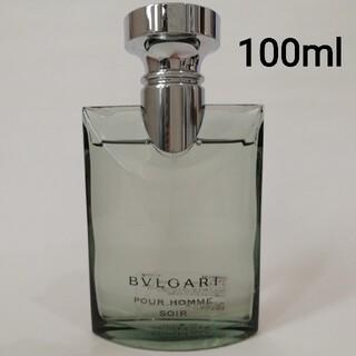 BVLGARI - ブルガリ プールオム ソワール オードトワレ 100ml