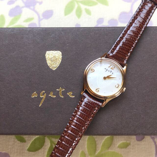 Minami's  様 😊 agete   ⑯   腕時計・稼動品✨