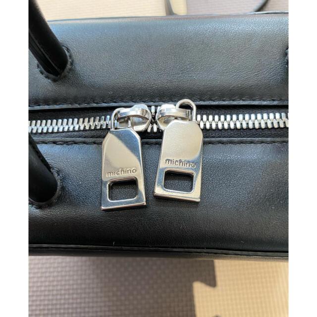 FRAMeWORK(フレームワーク)のmichino ミチノ スクエア HELLO バッグ レディースのバッグ(ショルダーバッグ)の商品写真