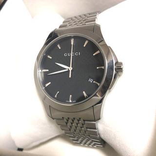 Gucci - 【美品】GUCCI タイムレス 126.4 腕時計
