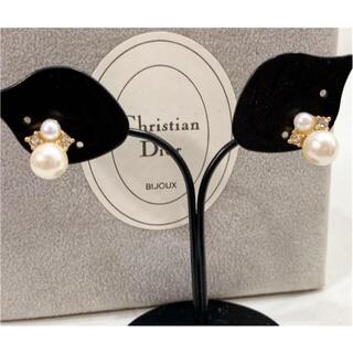 クリスチャンディオール(Christian Dior)のディオール イミテーションパール イヤリング 18627611(イヤリング)