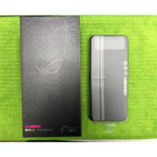ASUS - Tencent ROGPhone5 12/128GB black simfree