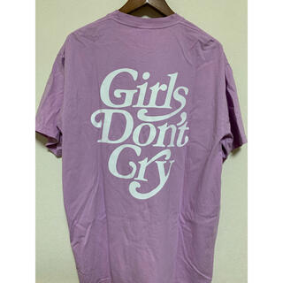 GDC - Girls Don't Cry Logo TEE