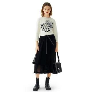 ロエベ(LOEWE)のLOEWE プリーツ スカート2019-2020AW(ひざ丈スカート)