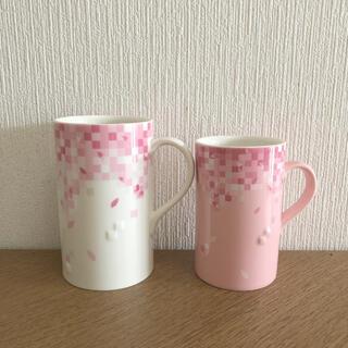 Starbucks Coffee - スターバックス スタバ 桜 マグカップ