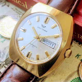 ウォルサム(Waltham)の#1298【希少レアな腕時計】メンズ腕時計 ウォルサム ヴィンテージ 機械式(腕時計(アナログ))