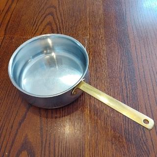 ヴェーエムエフ(WMF)のWMf  Cromargen ヴェーエムエフ 片手鍋(鍋/フライパン)