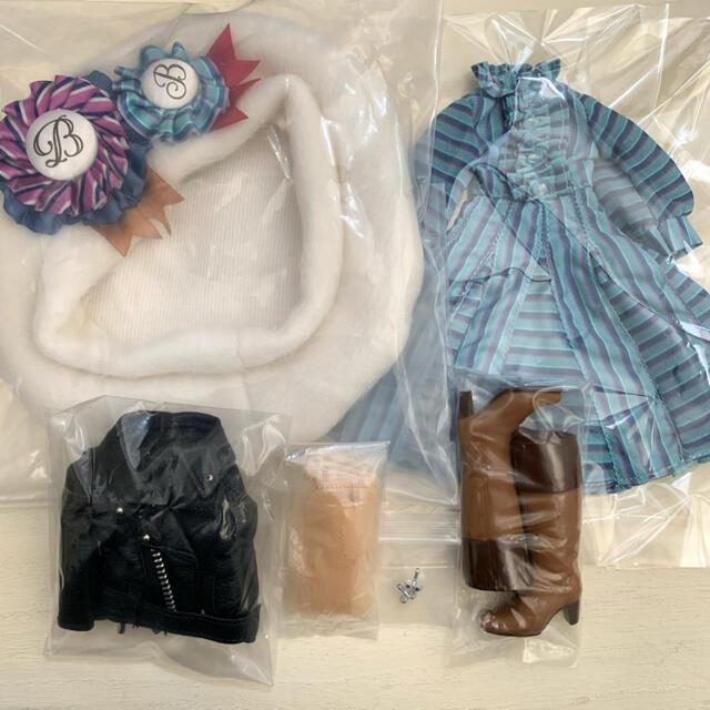 Takara Tomy(タカラトミー)のブライス ロンギングフォーラブ アウトフィット エンタメ/ホビーのおもちゃ/ぬいぐるみ(その他)の商品写真