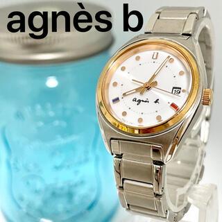 agnes b. - 131 agnès b アニエスベー時計 レディース腕時計 ソーラー時計