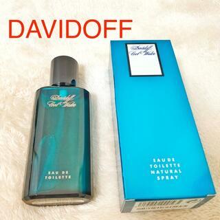ダビドフ(DAVIDOFF)のダビドフ クールウォーター オードトワレ スプレー 75ml(香水(男性用))