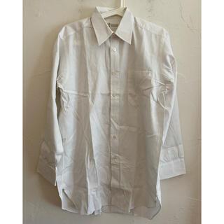 ダンヒル(Dunhill)のdunhill ダンヒル ワイシャツ カットソー 長袖 白 ホワイト(シャツ)