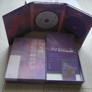 防弾少年団(BTS) - BTS LOVE YOURSELF NEW YORK DVD
