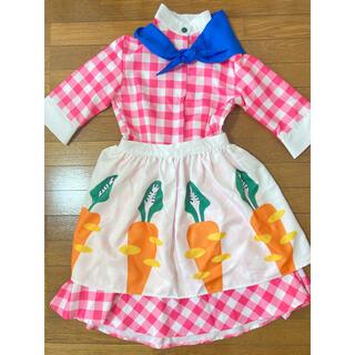 ディズニー(Disney)のうさたま 農家 ダンサー 衣装(衣装)