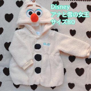 ディズニー(Disney)のオラフ フード付き Disney ディズニー アナ雪 アナと雪の女王 着ぐるみ (その他)
