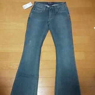 アールジーン(Earl Jean)の新品タグ付き アールジーンフレアー 23インチ(デニム/ジーンズ)