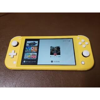 Nintendo Switch - Nintendo Switch Lite イエロー ニンテンドースイッチ