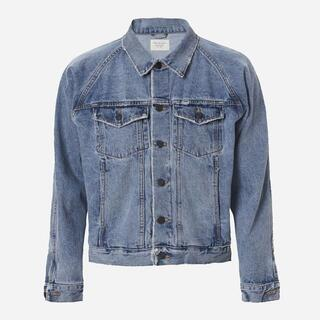 FEAR OF GOD - (新品・送込) S FEAR OF GOD 4th DENIM JACKET