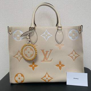 LOUIS VUITTON - 正規品 ルイヴィトン オンザゴーMM