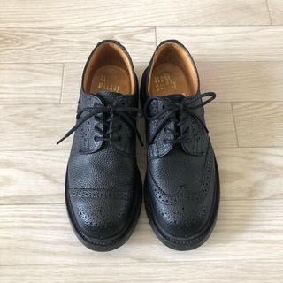 トリッカーズ(Trickers)のTRICKER'S×NEPNETHES アシメドレスシューズ(ローファー/革靴)
