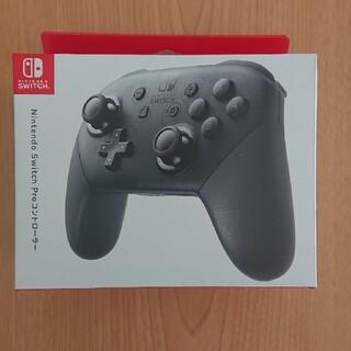 Nintendo Switch - ニンテンドースイッチ 純正プロコン