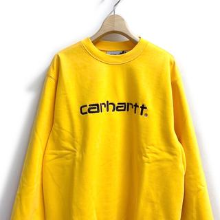 carhartt - カーハート WIP トレーナー 黄色