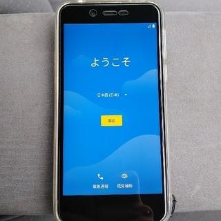 SHARP - SHARP android one スマホ本体