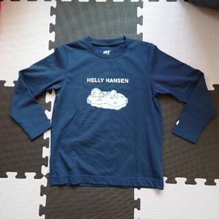 ヘリーハンセン(HELLY HANSEN)の130☆HELLY HANSEN☆長Tシャツ(Tシャツ/カットソー)